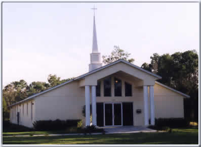 Small Oviedo Presbyterian Church photo